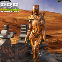 OOT PBR Texture Styles for Fenix image 1
