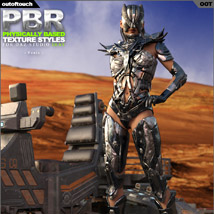 OOT PBR Texture Styles for Fenix image 2