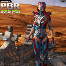 OOT PBR Texture Styles for Fenix image 3