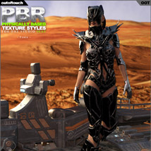 OOT PBR Texture Styles for Fenix image 4