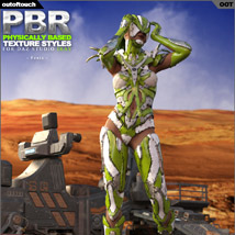 OOT PBR Texture Styles for Fenix image 5