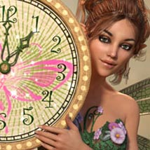 DMs Fairy Clock image 5
