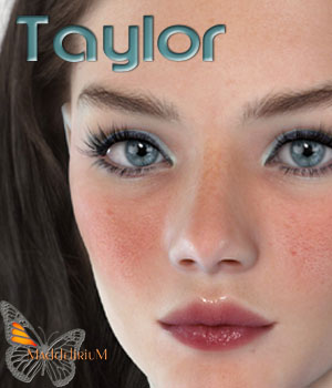 MDD Taylor for V4.2 3D Figure Essentials Maddelirium