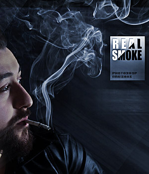 REAL SMOKE 2D Graphics RajRaja