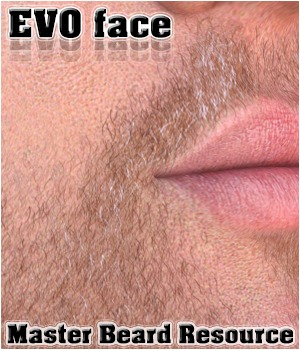 EVO face - Master Beard Resource Merchant Resources 3Dream