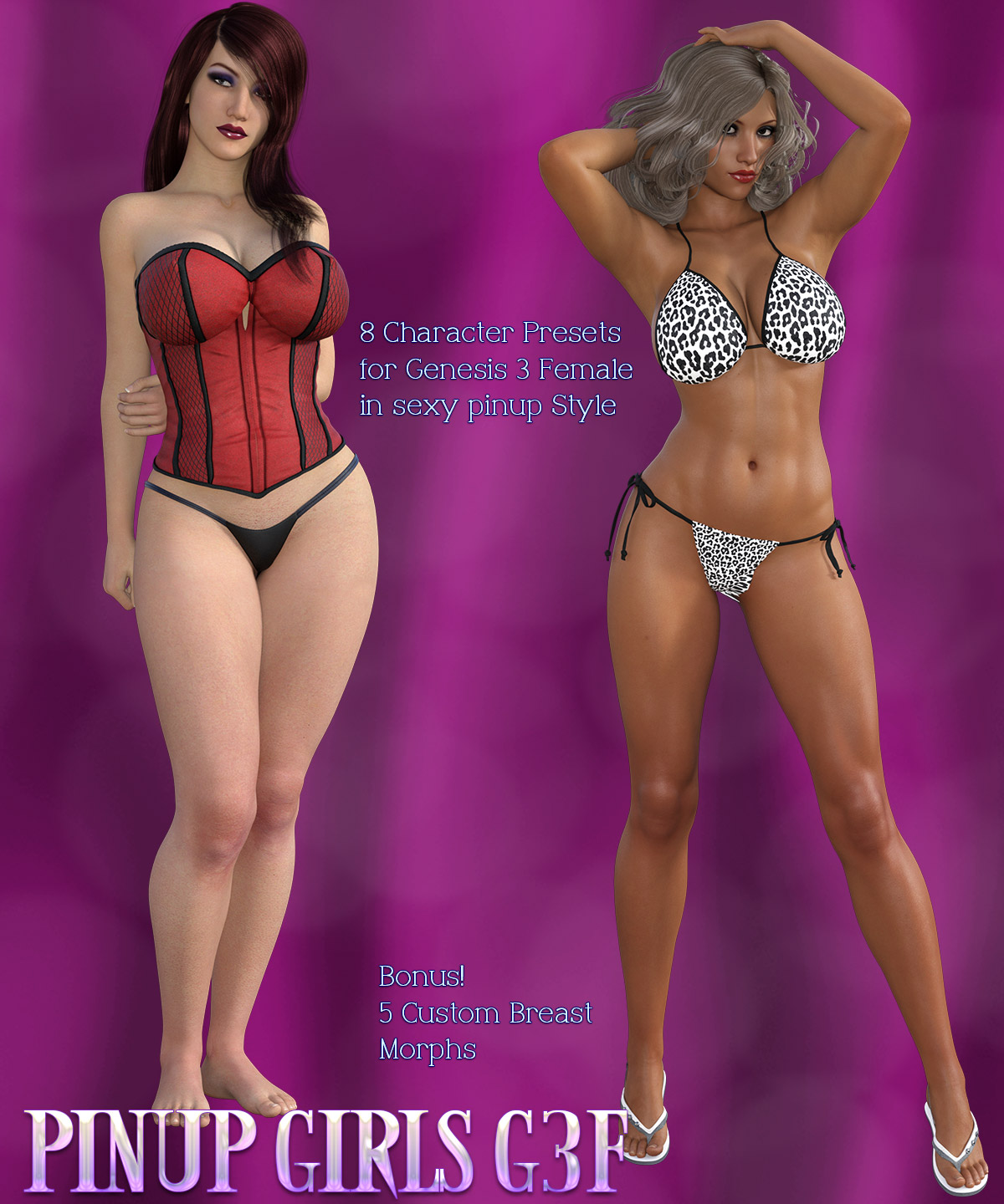 Pinup Girls G3F