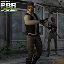OOT PBR Texture Styles for Rough Rider image 3