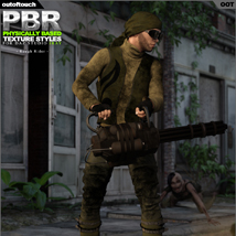 OOT PBR Texture Styles for Rough Rider image 4