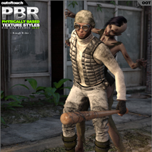 OOT PBR Texture Styles for Rough Rider image 5
