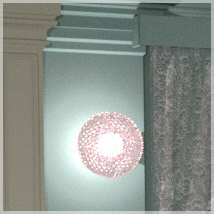 Chandelier Prop Set for DAZ Studio 4.8 and above image 2
