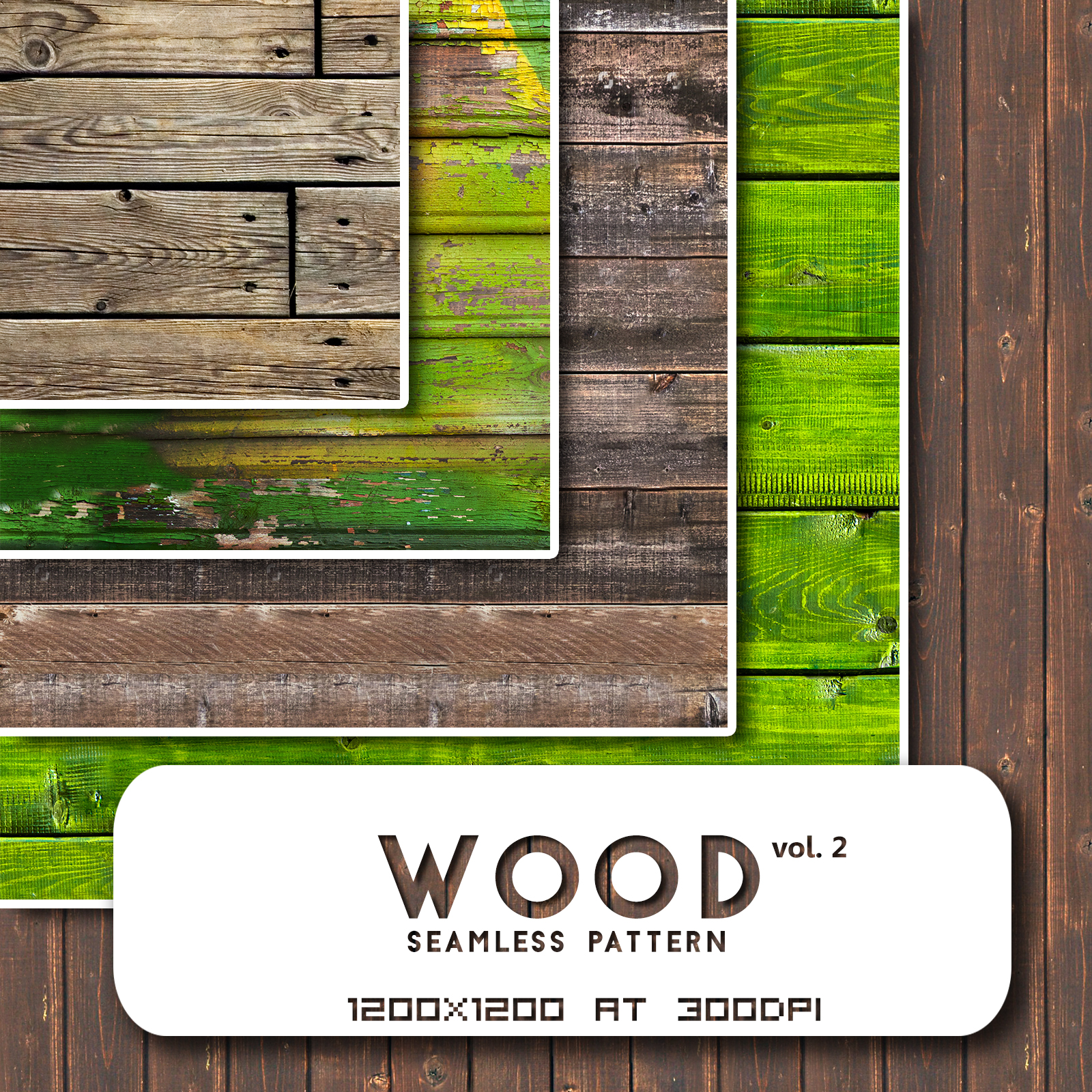 Wood vol.2 :: Seamless Pattern