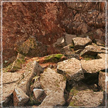 3D Scenery: High Coast Canyon  - Extended License image 2