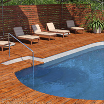 Swimming Pool Deck image 1