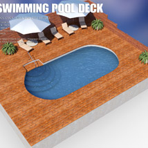 Swimming Pool Deck image 7