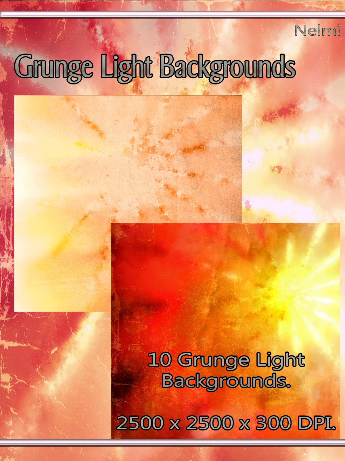 10 Grunge Light Backgrounds