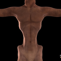 Varginha Alien for Genesis 3 male image 7