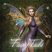 Fairy Tails - Extended License 3D Figure Assets Extended Licenses RPublishing