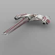 Zerius Spaceship (for DAZ Studio) image 8