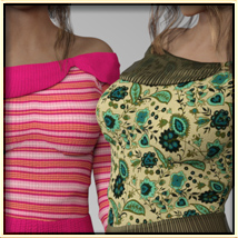 Faxhion - Off Shoulder Sweater image 4