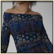Faxhion - Off Shoulder Sweater image 6