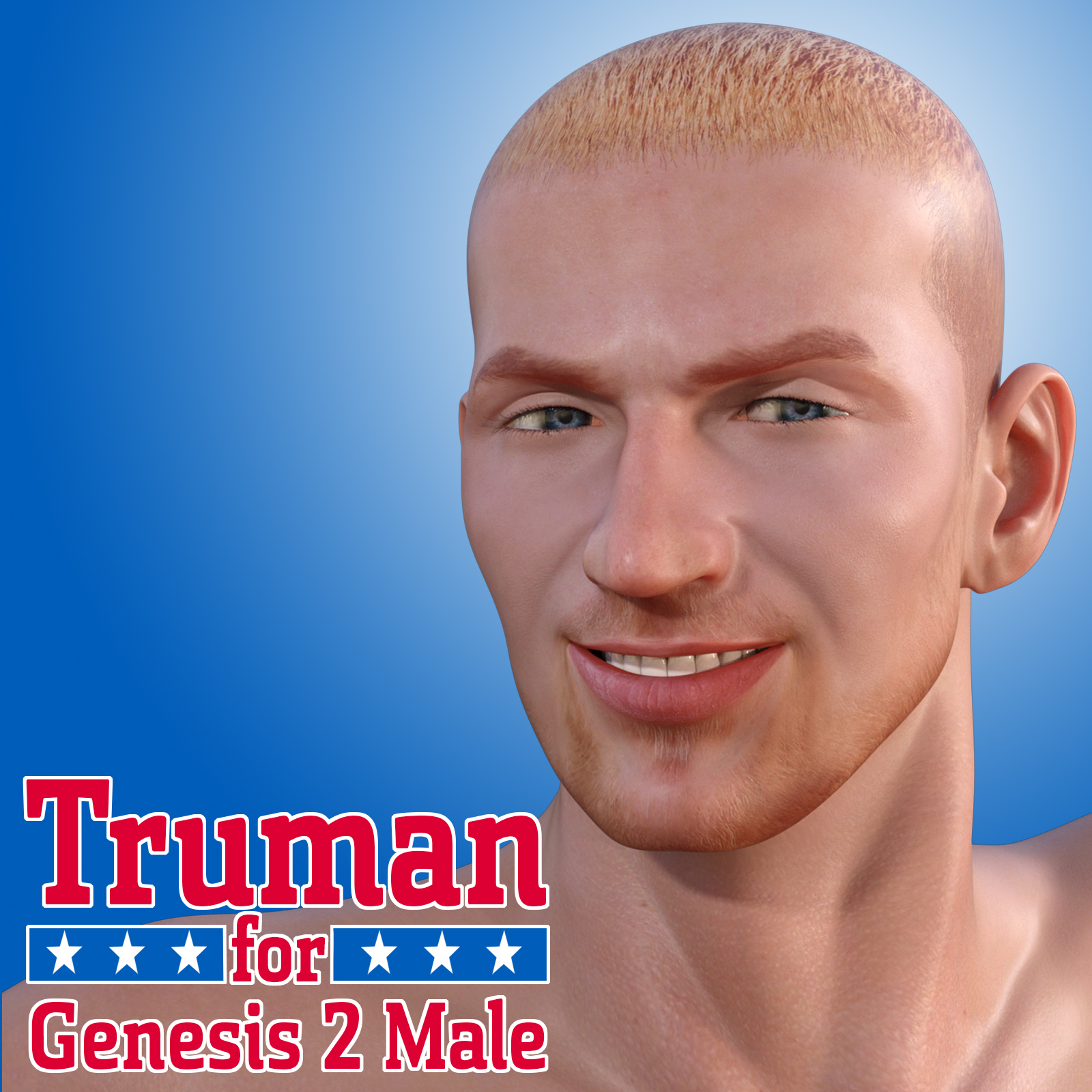 Truman for Genesis 2 Male by Dave