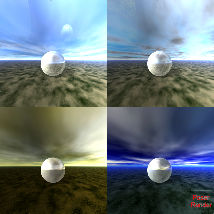 Sphere for Background image 1