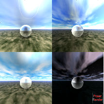 Sphere for Background image 2