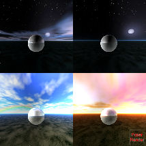 Sphere for Background image 3