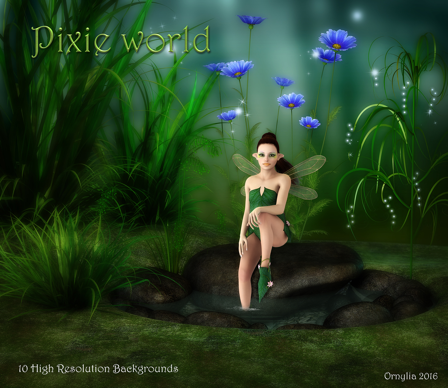 Pixie world