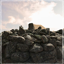 3D Scenery: Stone Age Burials image 2