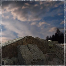 3D Scenery: Stone Age Burials image 3