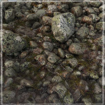 3D Scenery: Stone Age Burials image 5