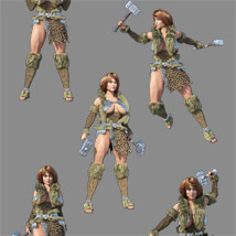 Power Barbarian for G3 female(s) image 3