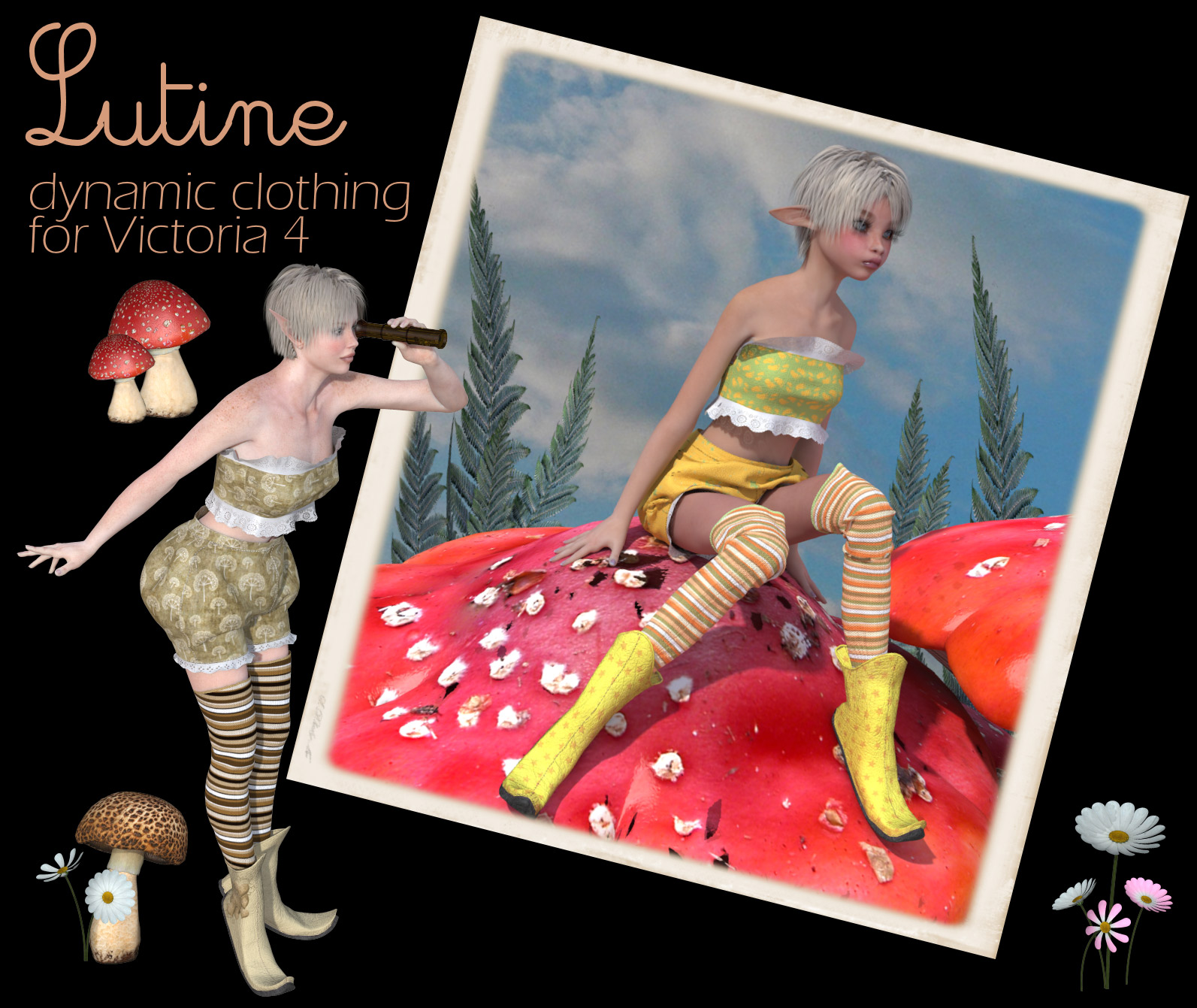 Lutine for Victoria 4 by Tipol