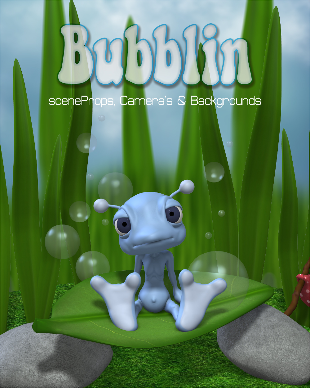 Bubblin - SceneProps