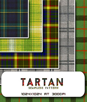 Tartan :: Seamless Pattern 2D Merchant Resources Cyrax3D