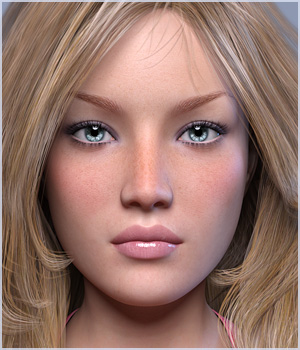 GDN Charlene for Genesis 3 Female 3D Figure Essentials Godin