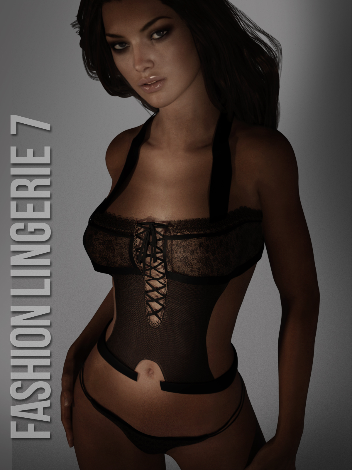 X-Fashion Lingerie7  for G3F by xtrart-3d