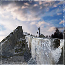 3d Scenery: Forgotten Concrete - Extended License image 1