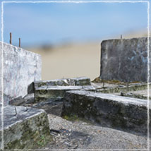 3d Scenery: Forgotten Concrete - Extended License image 2