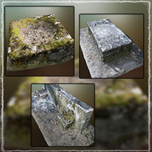 3d Scenery: Forgotten Concrete - Extended License image 5