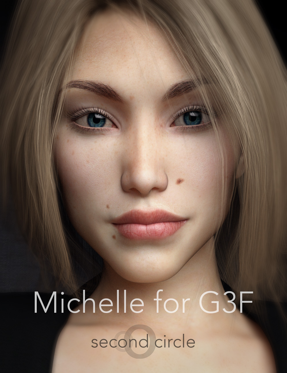 Michelle for Genesis 3 Female by secondcircle