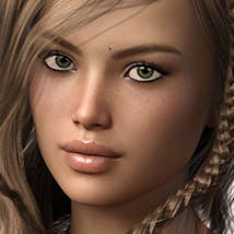FWSA Caterina for Victoria 7 and Genesis 3 image 1