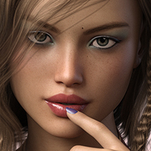FWSA Caterina for Victoria 7 and Genesis 3 image 3