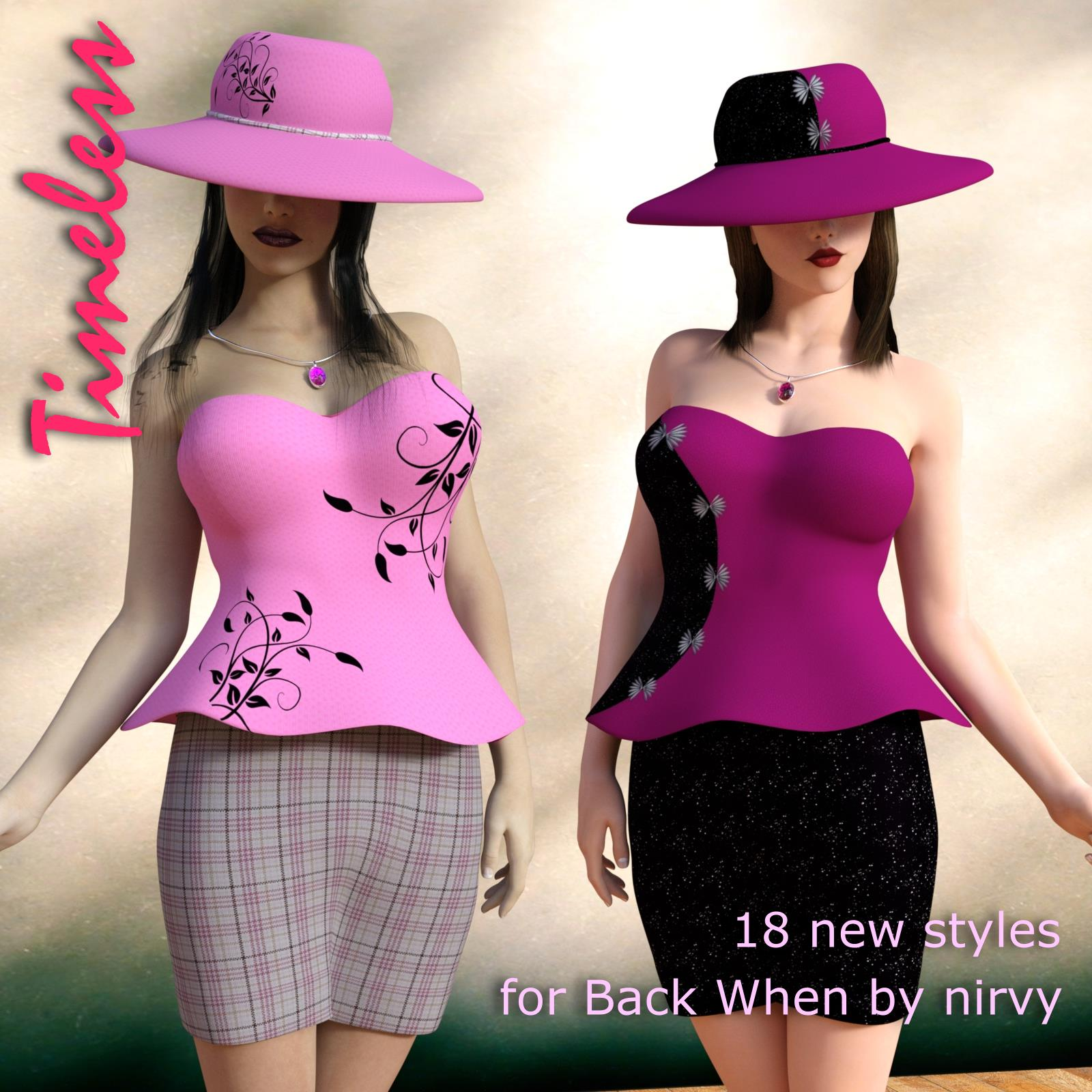 Timeless for BackWhen by nirvy