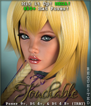 Touchable Eleanor 3D Figure Essentials -Wolfie-