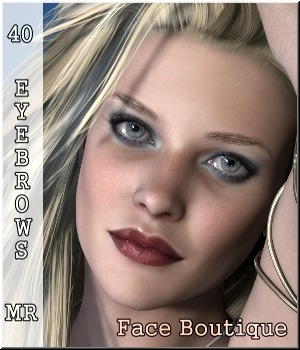 Faceboutique 1-EYEBROWS Merchant Resource Merchant Resources 2D Graphics LUNA3D