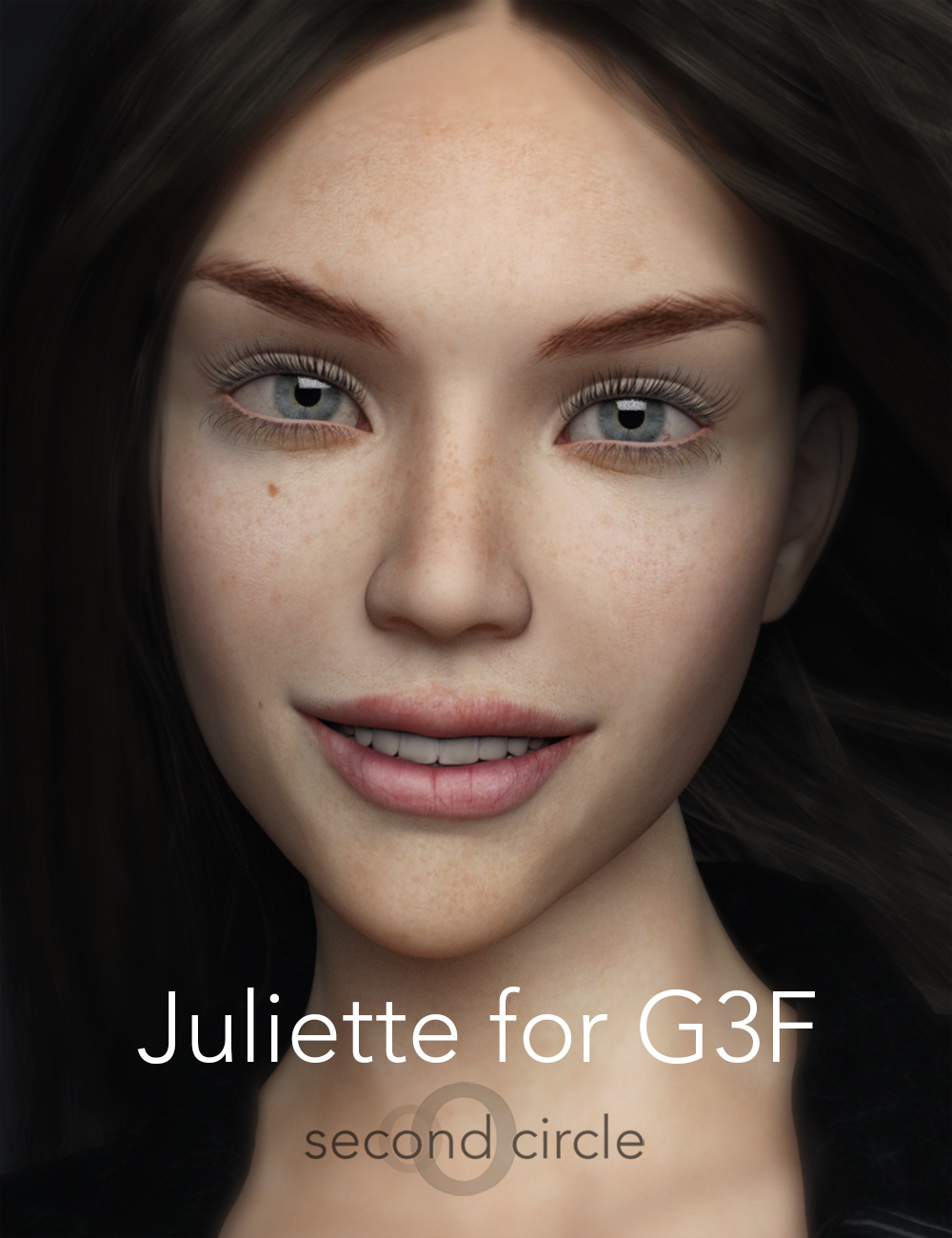 Juliette for Genesis 3 Female by secondcircle