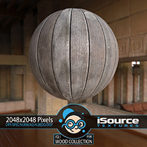 Wood Collection - Vol1 (PBR Textures) image 1