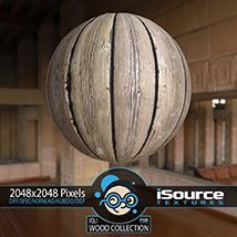 Wood Collection - Vol1 (PBR Textures) image 2